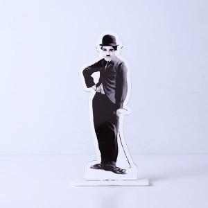 Customised Charlie Chaplin Caricature