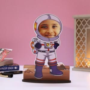 Customised Astronaut Caricature