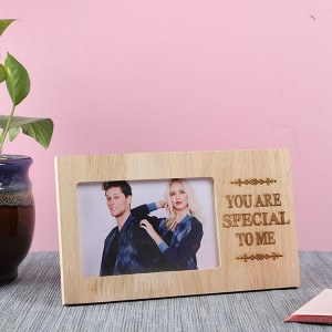 Customised Special Wooden Frame - Personalised Photo Frames Online