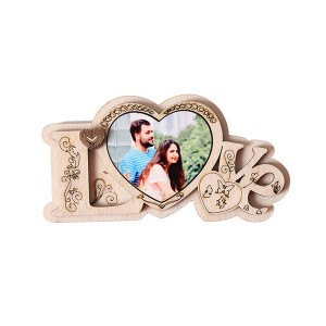 Engraved Love Fridge Magnet - Marriage Anniversary Gifts Online