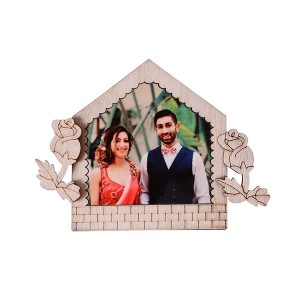 Beautiful home Fridge Magnet - Personalised Photo Frames Online