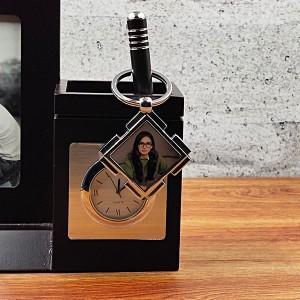 Personalised Square Metal Key Chain