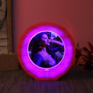 Personalised Cute Led Lamp - Personalised Photo Frames Online