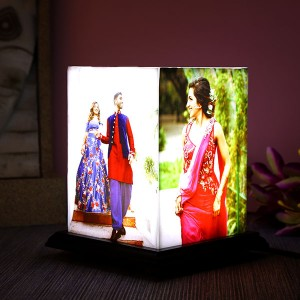 Personalised Romantic Lamp