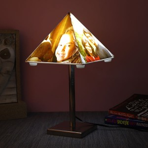 Personalised Unique Lamp with stand