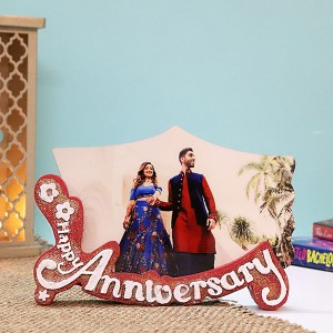 Personalised Anniversary Photo Frame - Personalised Photo Frames Online