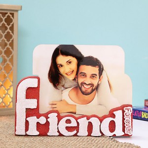 Personalised Friend Photo Frame - Personalized Gifts Online - Create Your Own Custom Gifts
