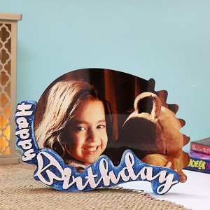 Personalised Birthday Photo Frame - Personalised Photo Frames Online