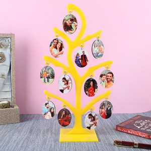 Personalised Family Tree - Personalised Photo Frames Online
