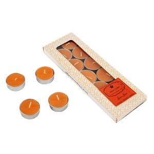 Fusion Fruit Fragranced Tea light Candles Set of 12