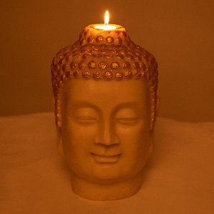 Pure Wax Buddha Candle - Fragrant Candles Online