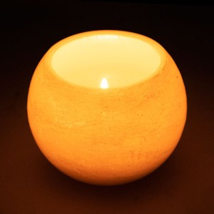 Oval Shaped Hollow Candle - Fragrant Candles Online