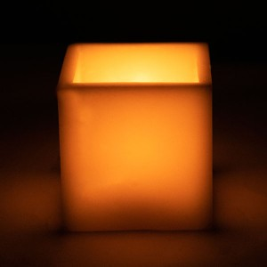 Square Shaped Hollow Candle - Fragrant Candles Online