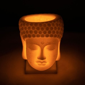 Pure Wax Buddha Hollow Candle - Fragrant Candles Online