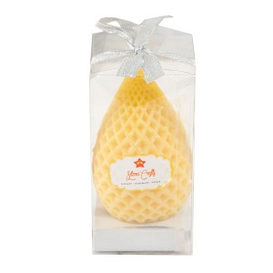 Pineapple Shaped Pillar candle - Fragrant Candles Online
