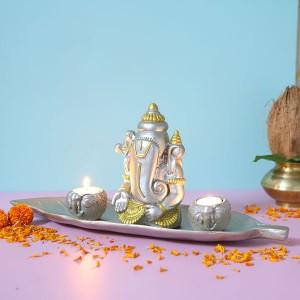 Elegance Ganesha in a - T Light Holder Online
