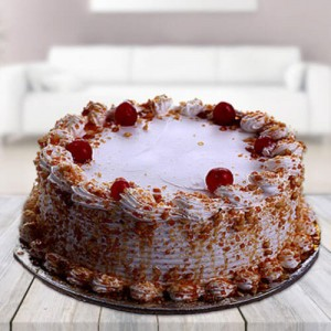Butter Scotch Cake - Send Cakes to Noida Online