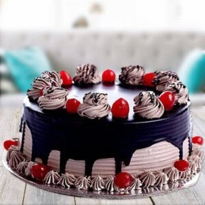 Coffee Chocolate Cake - Send Cakes to Noida Online