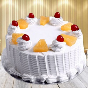 Pineapple Cake - Send Cakes to Noida Online