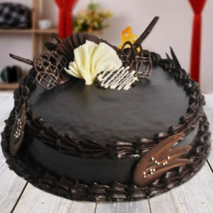 Sinful Chocolate Cake - Send Cakes to Noida Online