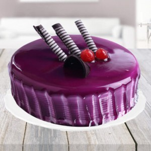 Black Currant Cake - Send Cakes to Noida Online