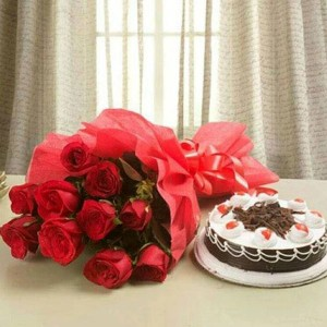 Black Forest n Flowers - Flower Delivery in Bangalore