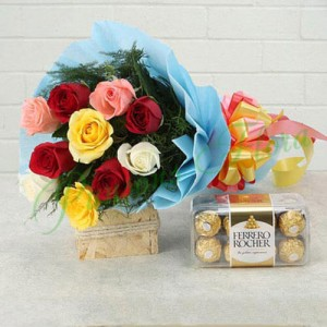 Heartfelt Wishes - Flower Delivery in Bangalore