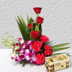 Inspiration Premium - Flower Delivery in Bangalore