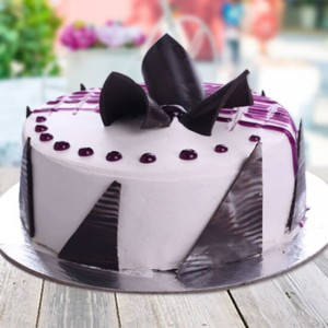 Blueberry Cake - Send Cakes to Noida Online