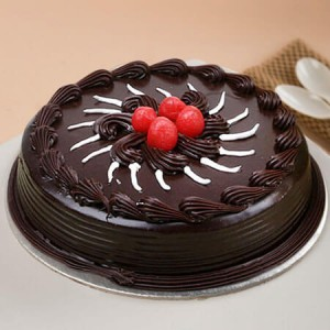 Truffle Cake 1 Kg Online - Send Cakes to Gurgaon Online