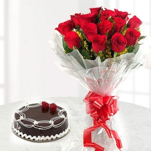 Choco Love | Online Cake Delivery - Flower Delivery in Bangalore