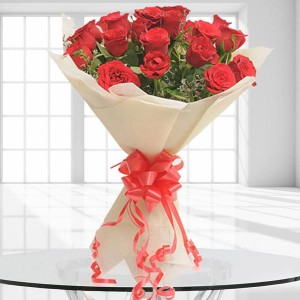 20 Red Roses - Flower Delivery in Bangalore