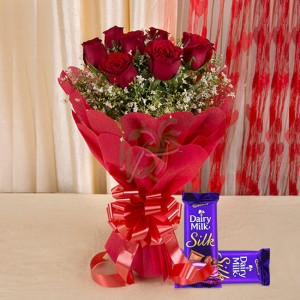 Affection Combo - Flower Delivery in Bangalore