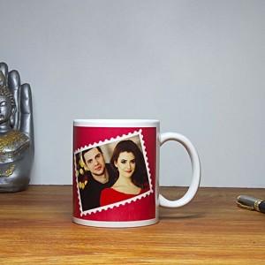 Personalized Anniversary Mug