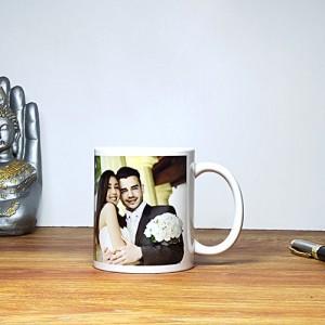 Personalised Happy New Year Mug