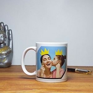 Personalised Love you MOM Mug