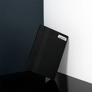 Personalised Classic A5 Folder with Notepad