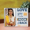 Eternal Love Personalized Canvas
