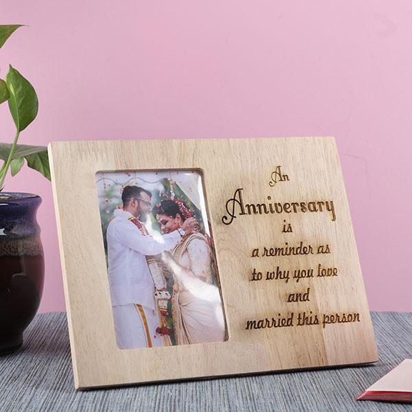 Customised Beautiful Love Story Frame