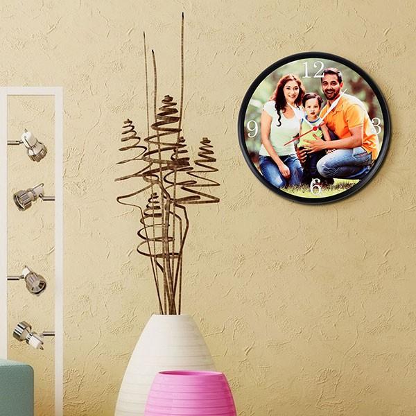 Stylishly simple Wall Clock