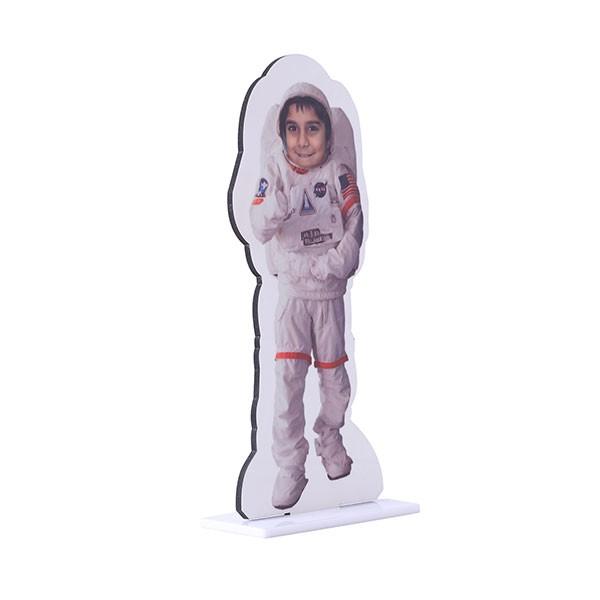 Customised Astronaut Caricature - Left