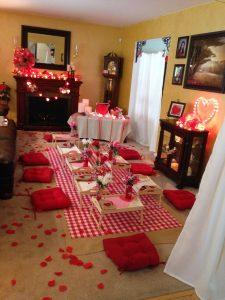 Valentine Day Celebration Ideas
